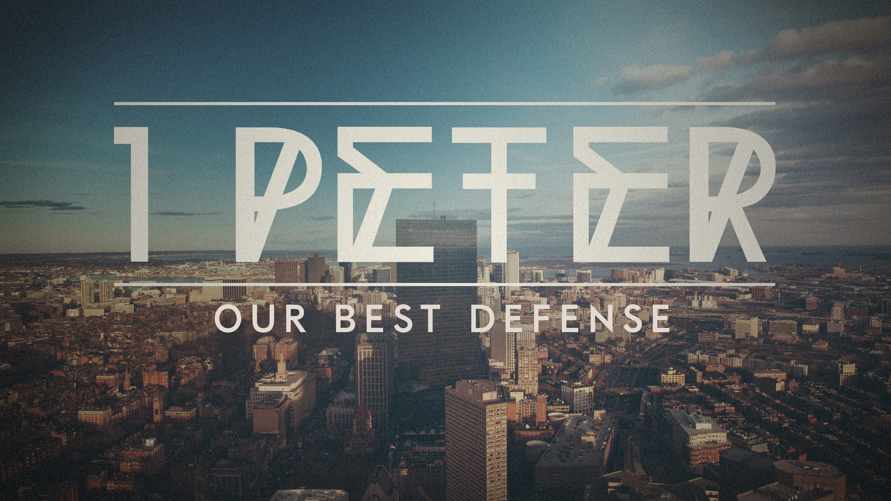 Our Best Defense